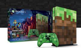آغاز فروش نسخه Minecraft کنسول بازی Xbox One S