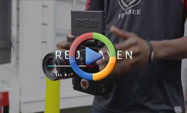 بررسی دوربین حرفهای Red Raven (ویدئو اختصاصی)