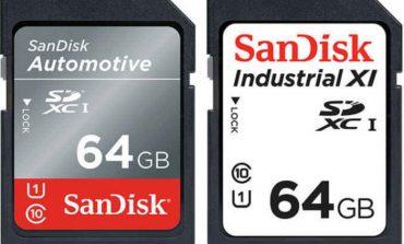 کارتهای SD جدید سندیسک میتوانند در کنار داشتن سرعت بالا، دمای زیر صفر را نیز تحمل کنند