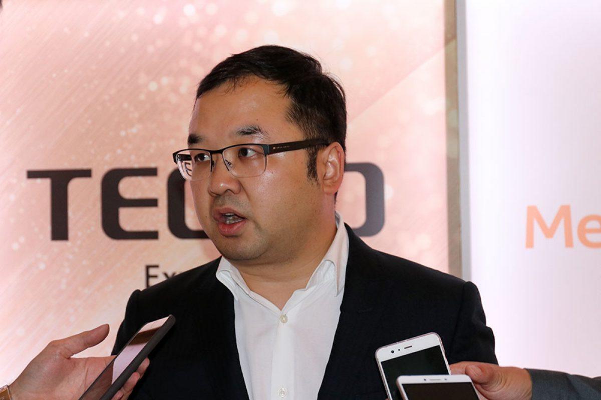 مصاحبه با استفان ها؛ مدیر عامل جهانی تکنو موبایل: میخواهیم جز ۳ برند برتر بازار شویم!