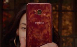 نسخه قرمز رنگ گوشی گلکسی S8 سامسونگ رسما روانه بازار شد
