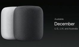 تاخیر اپل در عرضه اسپیکر هوشمندش؛ هومپاد اوایل سال 2018 عرضه میشود