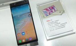 گوشی جدید TCL A5 مجهز به طراحی بدون حاشیه نمایشگر  در راه است