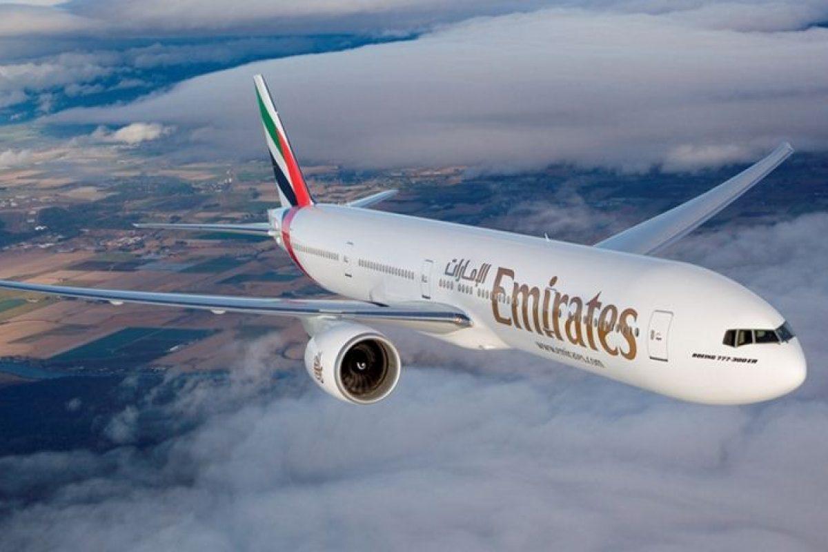 عرضه اینترنت با سرعت ۵۰ مگابیت برثانیه به مسافران هواپیمایی امارات
