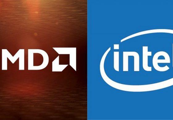 همکاری اینتل و AMD برای تولید یک تراشه جدید مخصوص لپتاپ