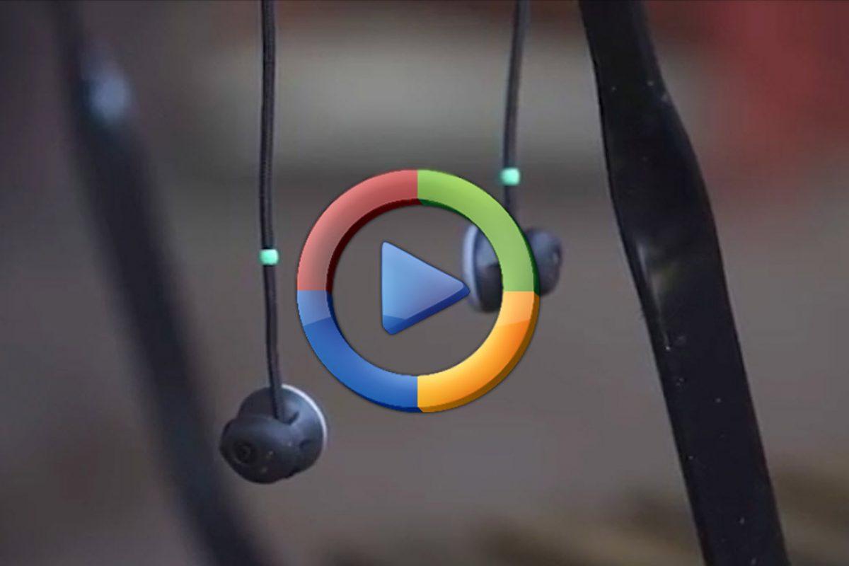 نگاهی به هندزفری جدید گوگل (ویدئو اختصاصی)
