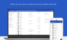 نرمافزار Google Contacts برای سیستم عامل اندروید بهروزرسانی شد