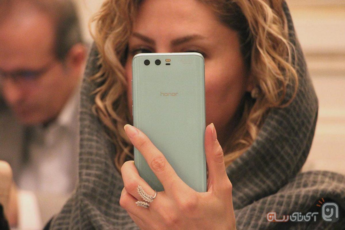 گوشی آنر ۹ بهصورت رسمی در ایران معرفی شد!