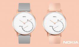 نسخه محدود ساعت هوشمند نوکیا Steel در رنگهای مشکی و رزگلد معرفی شد