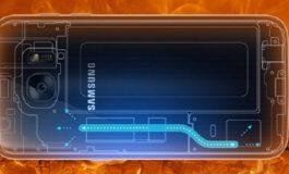 استفاده سامسونگ از لولههای حرارتی در سال 2018 و احتمال عرضه محفظههای بخار در سال 2019