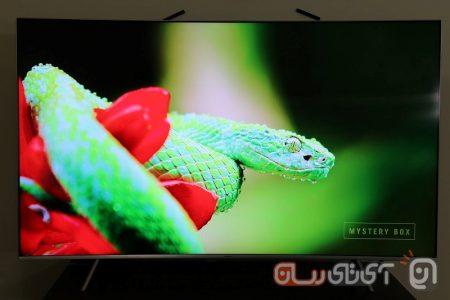 Samsung-TV-5-450x300 بررسی تلویزیون 65MU8995 سامسونگ: گوژپشت چشم بادامی!