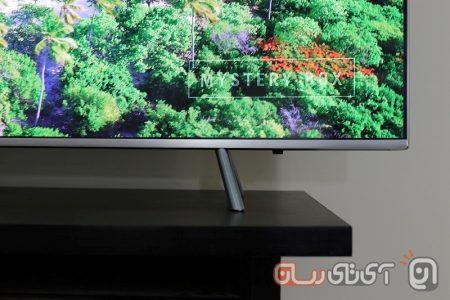 Samsung-TV-9-450x300 بررسی تلویزیون 65MU8995 سامسونگ: گوژپشت چشم بادامی!