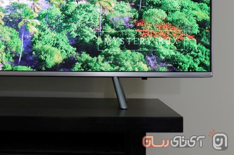 بررسی تلویزیون MU8000W