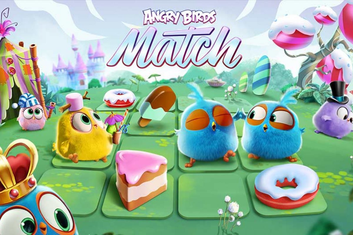 بررسی بازی Angry Birds Match؛ یک کودکانه جذاب!
