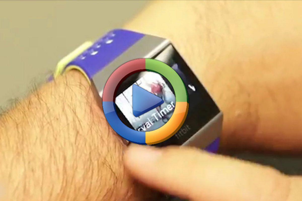معرفی ساعت هوشمند Fitbic Ionic (ویدئو اختصاصی)