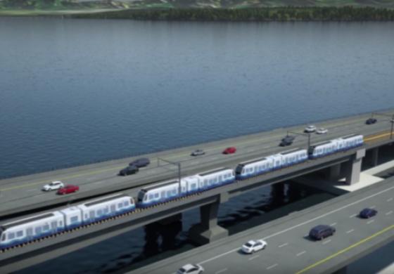 اولین قطار مسافربری شناور جهان در سیاتل ساخته خواهد شد
