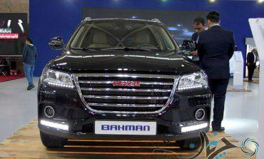 گزارش اختصاصی از غرفه بهمن خودرو و محصولات جدید هاوال در ایران