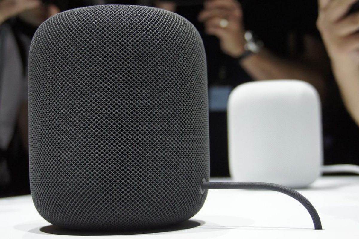 شرکت تولیدکننده هومپادهای اپل، خبر از اضافه شدن فناوری تشخیص چهره به اسپیکرهای هوشمند میدهد