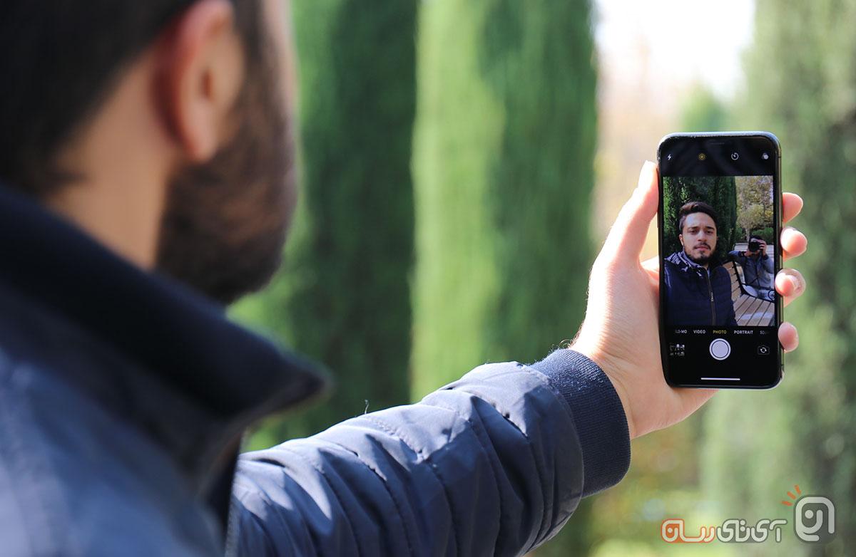 iPhone-10-4 سوتی بزرگ اپل: باز شدن قفل آیفون 10 با چهره یک فرد دیگر!
