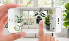 واقعیت افزوده میتواند در نحوه چینش گیاهان در منزل جهت بهبود کیفیت هوا سودمند باشد