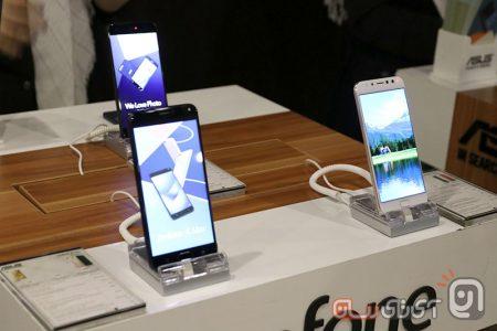 zenfone-4-seminar-1-450x300 گوشیهای سری ذنفون 4 از کمپانی ایسوس بهصورت رسمی در ایران رونمایی شد
