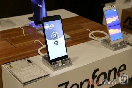 zenfone-4-seminar-2-450x300 گوشیهای سری ذنفون 4 از کمپانی ایسوس بهصورت رسمی در ایران رونمایی شد