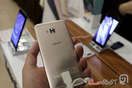 zenfone-4-seminar-4-450x300 گوشیهای سری ذنفون 4 از کمپانی ایسوس بهصورت رسمی در ایران رونمایی شد