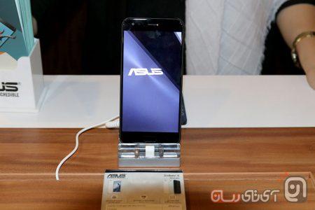 zenfone-4-seminar-5-450x300 گوشیهای سری ذنفون 4 از کمپانی ایسوس بهصورت رسمی در ایران رونمایی شد