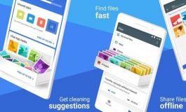 اپلیکیشن مدیریت فایل شرکت گوگل با نام Files Go منتشر شد