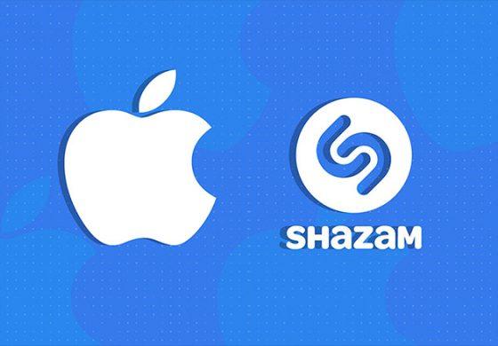 اپل با مبلغ 400 میلیون دلار، شرکت Shazam را خریداری کرد