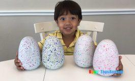 کودک 6 ساله از بررسی اسباببازیها در یوتیوب، 11 میلیون دلار درآمد کسب کرد!
