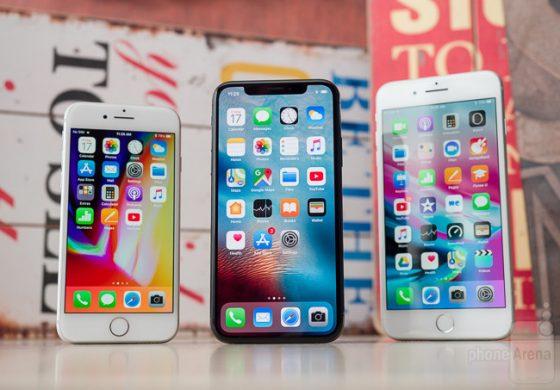آیفون 8 اپل در صدر جدول فروش اسمارتفونها و لیست جستوجوی گوگل قرار گرفت