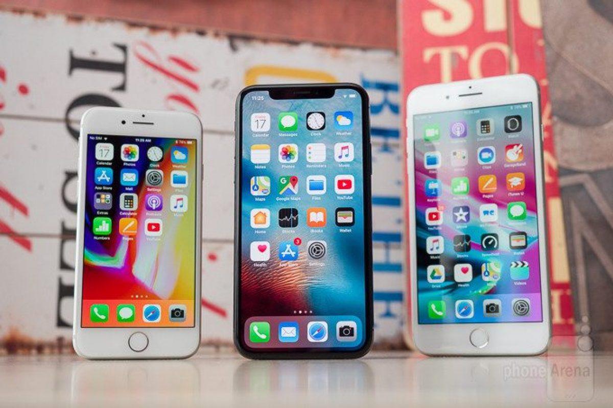 آیفون ۸ اپل در صدر جدول فروش اسمارتفونها و لیست جستوجوی گوگل قرار گرفت