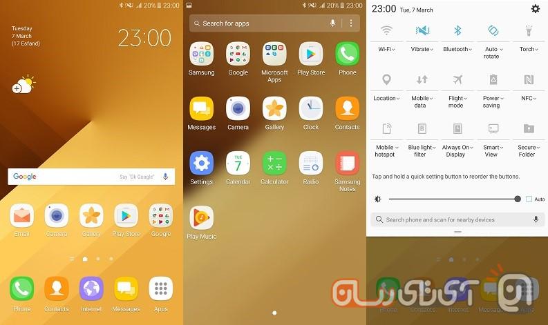 Galaxy-A7-2017-VS-Mate-10-Lite-Mojtaba-1 مقایسه گلکسی A7 2017 سامسونگ با میت 10 لایت هواوی: مبارزان شرقی!