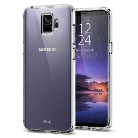 Galaxy-s9-case-2-450x450 رندرهای جدیدی از گلکسی S9 و S9 پلاس همراه با قاب محافظ منتشر شد