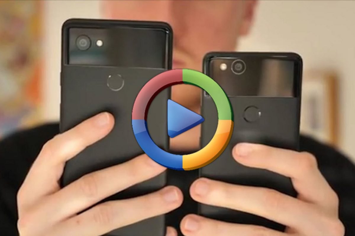 مشکلات صفحه نمایش گوگل پیکسل ۲ ایکس ال (ویدئو اختصاصی)