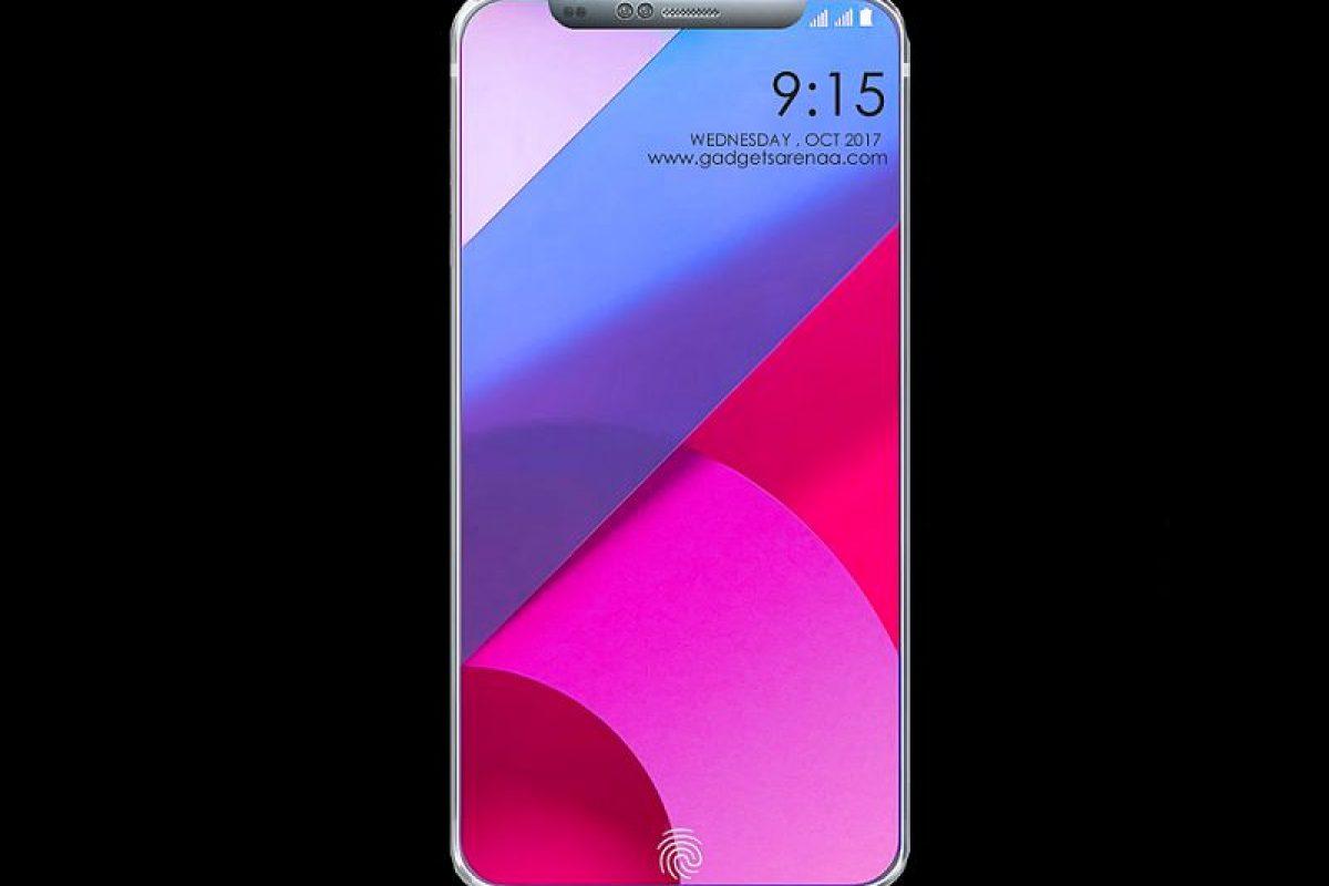گوشی هوشمند الجی G7 با اسکنر عنبیه پیشرفته به بازار عرضه خواهد شد