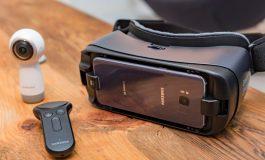 سامسونگ گلکسی A8 2018 از هدست واقعیت مجازی پشتیبانی میکند