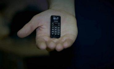 با تاینی t1 کوچکترین موبایل جهان تا به امروز آشنا شوید!