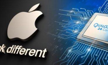 احتمال ممنوعیت فروش نسخه GSM گوشیهای آیفون به خاطر شکایت کوالکام از اپل