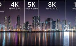 پشتیبانی از رزولوشن 10K و نمایش 120 فریم بر ثانیهای محتوا توسط HDMI 2.1