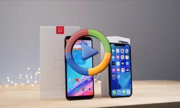 تست سرعت آیفون X اپل با وانپلاس 5T (ویدئو اختصاصی)