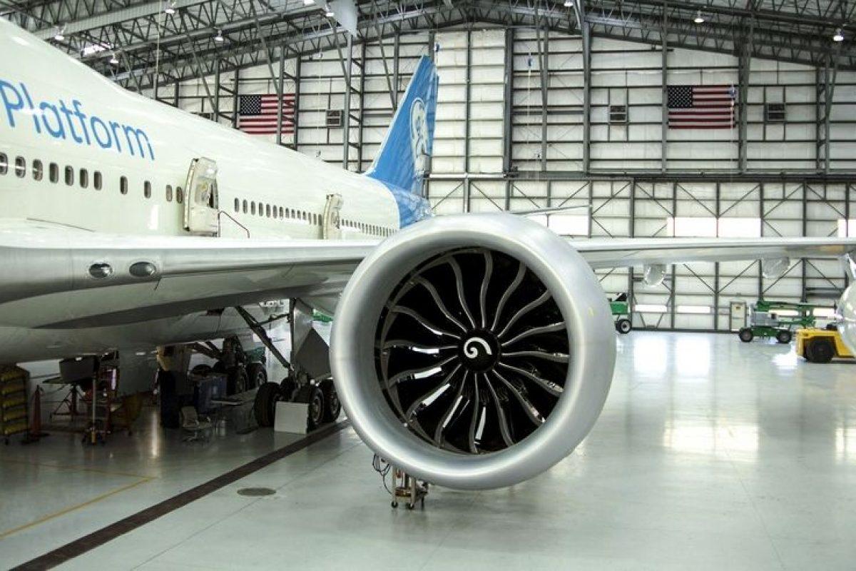 کمپانی جنرال الکتریک، مشغول آمادهسازی بزرگترین موتور جت جهان برای پرواز است