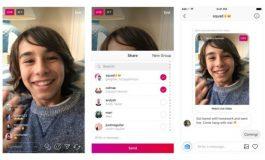 اینستاگرام به کاربران اجازه میدهد تا ویدیوهای زنده را از طریق دایرکت ارسال کنند