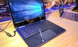 سامسونگ از نوتبوک 9 مدل 2018 خود رونمایی کرد؛ نسخه مجهز به S Pen در راه است
