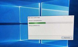آموزش تهیه نسخه پشتیبان از ویندوز 10
