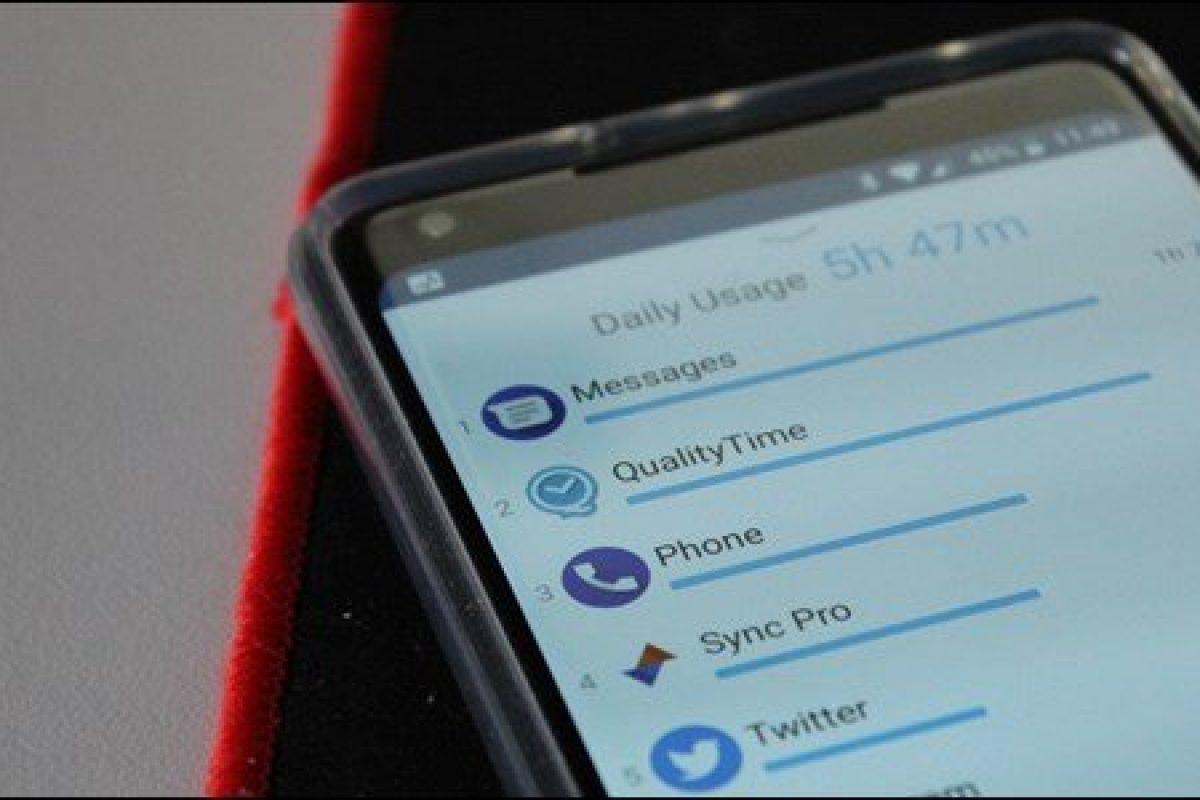 آموزش مشاهده اپلیکیشنهایی که بیشترین استفاده در گوشی اندرویدی ما را دارند