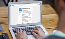 معرفی شش نمونه قالب رزومه در Google Docs