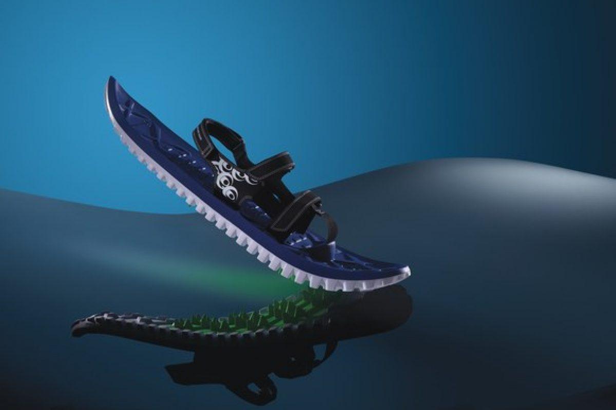 ساخت کفش برفی خلاقانه به سبک دمپایی ابری
