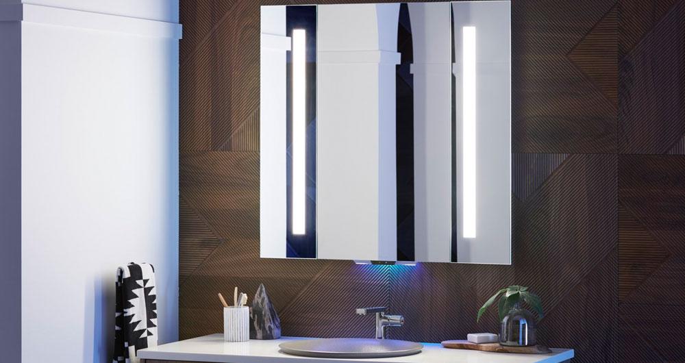 در حمام و سرویس بهداشتی هوشمند